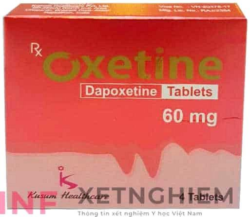 Thuốc Oxetine